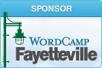 WordCamp Fayetteville 2012 Sponsoring