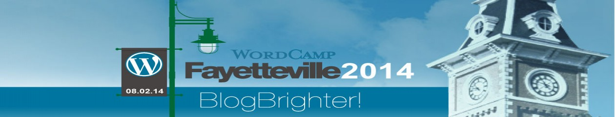 Fayetteville Word Camp 2014